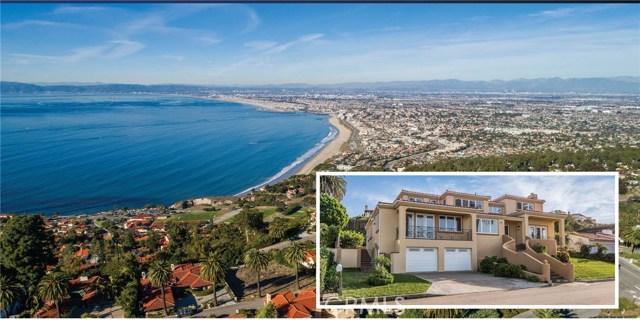 861 Rincon Lane  Palos Verdes Estates CA 90274