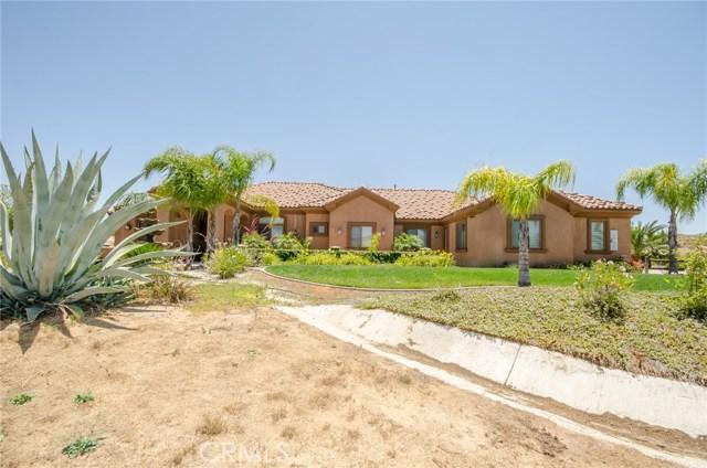 41820 Jojoba Hills Circle Aguanga, CA 92536 - MLS #: SW17139849