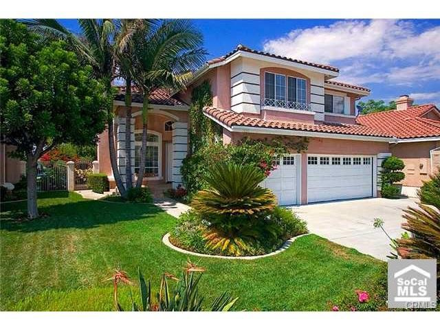 Single Family Home for Rent at 7669 E Hollow Oak 7669 Hollow Oak Anaheim Hills, California 92808 United States