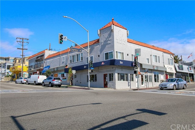 312 Rosecrans Avenue, Manhattan Beach, California 90266, ,Mixed use,For Sale,Rosecrans Avenue,SB19108551