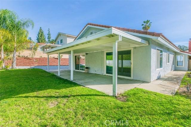 419 Acaso Drive Walnut, CA 91789 - MLS #: TR18022178