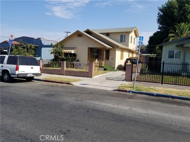 237 W 83rd Street Los Angeles, CA 90003 - MLS #: SB18165868