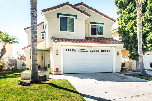 Single Family Home for Sale at 18583 Callens Circle Fountain Valley, California 92708 United States