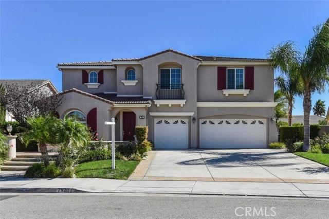 Photo of 7920 Vandewater Street, Eastvale, CA 92880