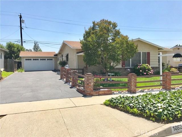 1052 Newhill Street, Glendora, CA 91741