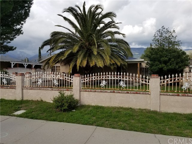 Single Family Home for Sale at 1512 Sheridan Road San Bernardino, California 92407 United States