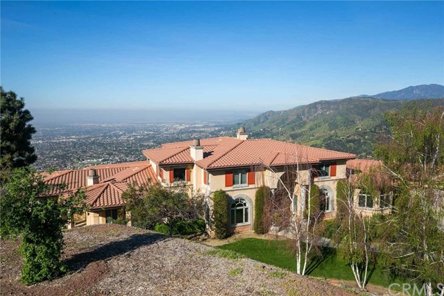 Single Family Home for Sale at 3500 Bluebird Road Glendora, California 91741 United States