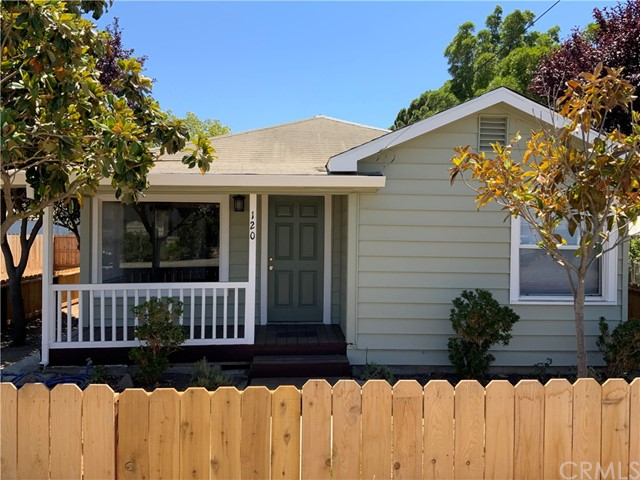 Detail Gallery Image 1 of 1 For 120 Fern St, Willows,  CA 95988 - 2 Beds   1 Baths