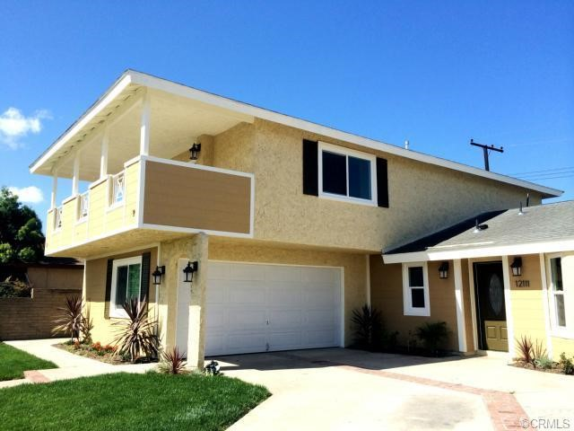 Single Family Home for Rent at 12111 Turquoise Garden Grove, California 92845 United States