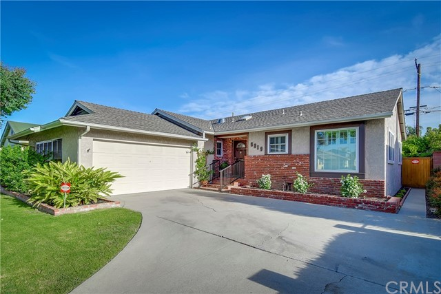 Single Family Home for Sale at 6819 Stearns Street E Long Beach, California 90815 United States