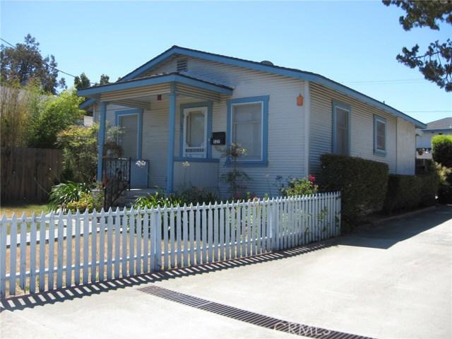 527  Branch Street, San Luis Obispo, California