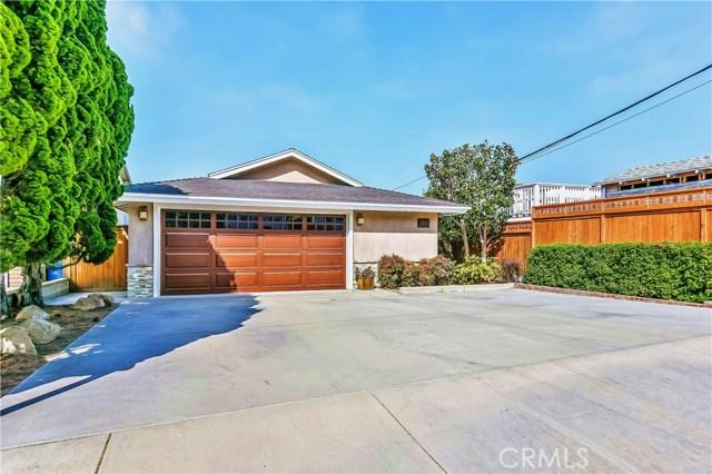 1851 Rhodes Street  Hermosa Beach CA 90254