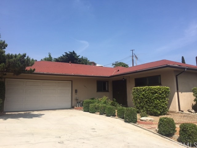 Single Family Home for Rent at 1071 College View Drive Monterey Park, California 91754 United States
