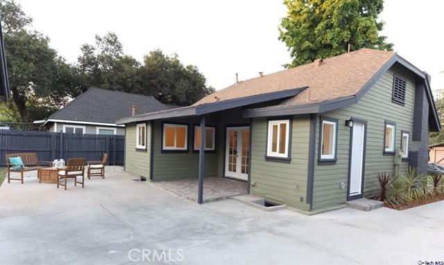1409 N El Molino Avenue Pasadena, CA 91104 - MLS #: 318002708