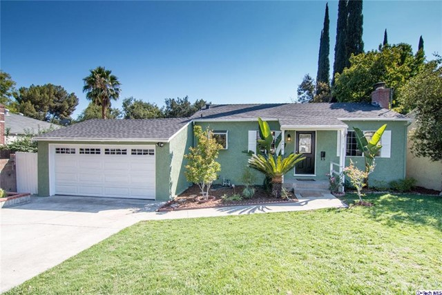 3418 Encinal Avenue La Crescenta, CA 91214 is listed for sale as MLS Listing 316006859