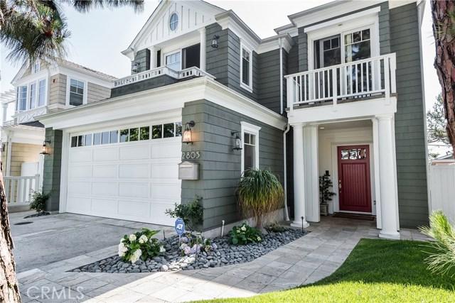 2805 Palm Avenue  Manhattan Beach CA 90266