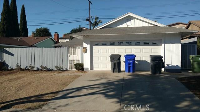 Casa Unifamiliar por un Venta en 1453 E Gladwick Street Carson, California 90746 Estados Unidos