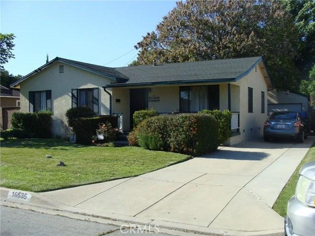 16535 Masline St, Covina, CA, 91722