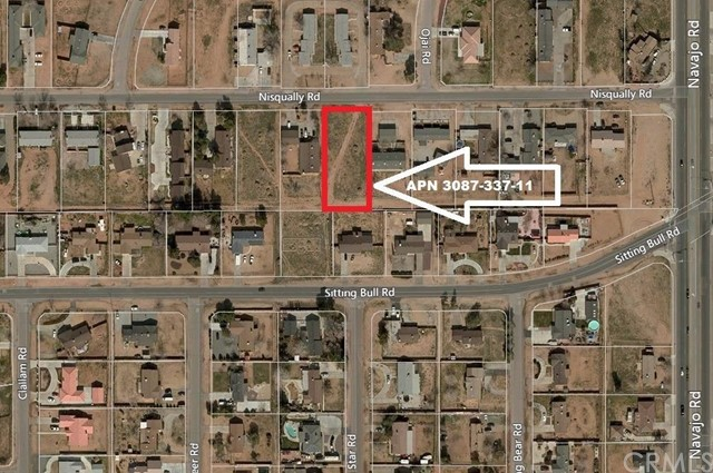 0 Nisqually Road, Apple Valley, CA, 92307