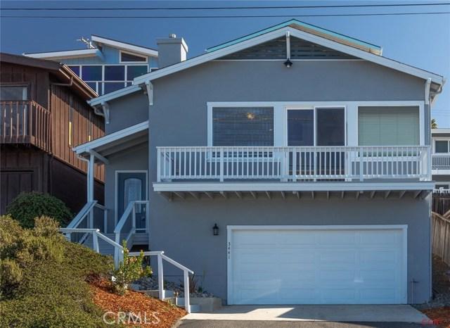 3441 Ocean Boulevard, Cayucos, CA 93430