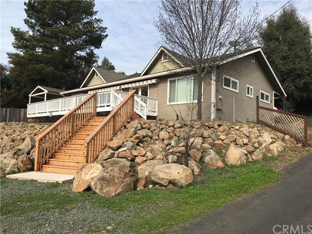 Single Family Home for Sale at 7325 Old Highway 53 Clearlake, California 95422 United States