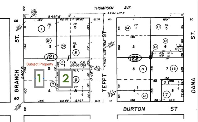 Detail Gallery Image 1 of 7 For 111 W Branch St, Nipomo,  CA 93444 - – Beds | – Baths