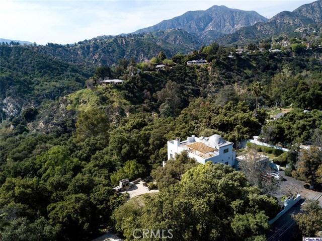 Single Family Home for Sale at 3535 Canyon Ridge Drive Altadena, California 91001 United States