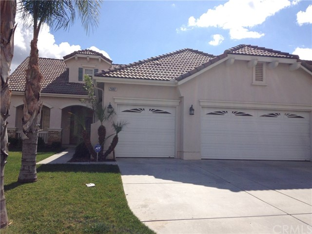 Single Family Home for Rent at 25007 Ridgemoor Road Menifee, California 92586 United States