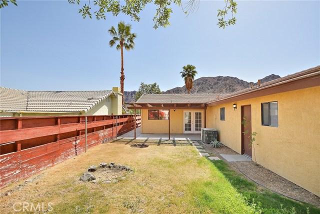 54705 Avenida Carranza La Quinta, CA 92253 - MLS #: CV18086472