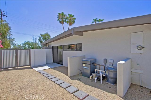477 N Juanita Drive Palm Springs, CA 92262 - MLS #: OC18185577