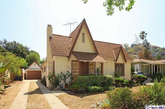 4720 Vincent Ave. Avenue  Los Angeles CA 90041