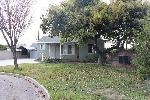7805 Cord Avenue Pico Rivera, CA 90660 - MLS #: MB18056649