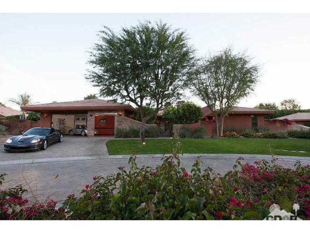 Photo of home for sale at 50455 Via Puente, La Quinta CA