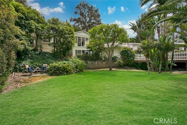 445  Arroyo Chico 92651 - One of Laguna Beach Homes for Sale