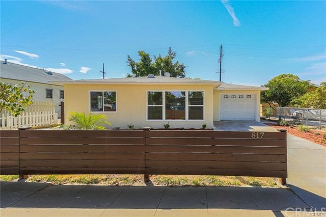 817 Sabina Street, Anaheim, CA, 92805
