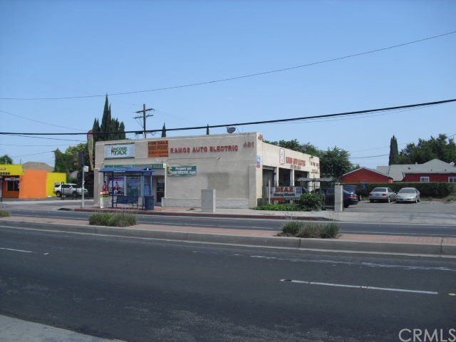 Industrial for Sale at 451 W Rosecrans Avenue Compton, California 90222 United States