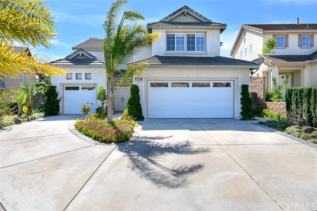 One of Anaheim Hills 4 Bedroom Homes for Sale at 8836 E Crestview Lane