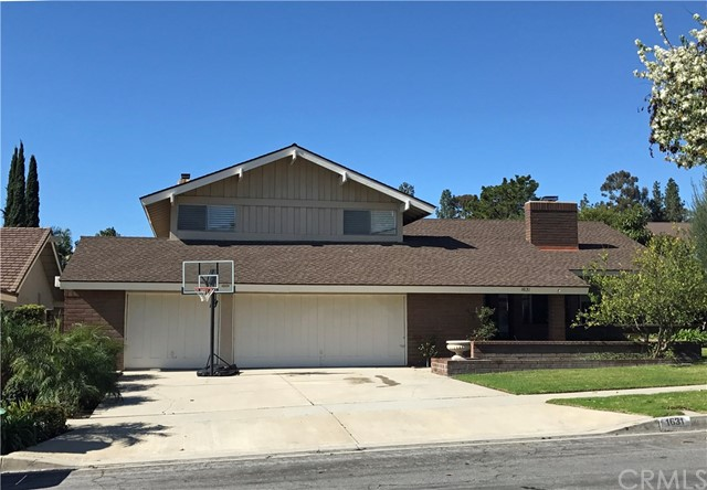 Single Family Home for Sale at 1631 Hale Avenue N Fullerton, California 92831 United States