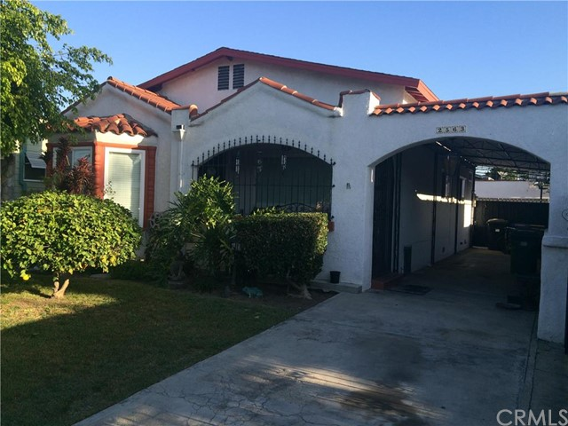 2563 Sale Place Huntington Park, CA 90255 is listed for sale as MLS Listing PW16066596