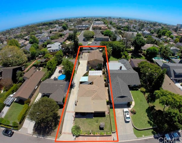 Single Family Home for Sale at 2319 Margaret St Newport Beach, California 92663 United States