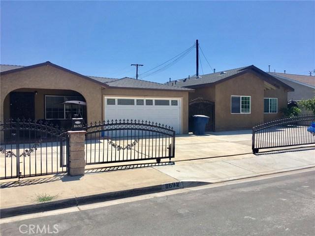 8692 Roosevelt Avenue Midway City, CA 92655 - MLS #: PW18043778