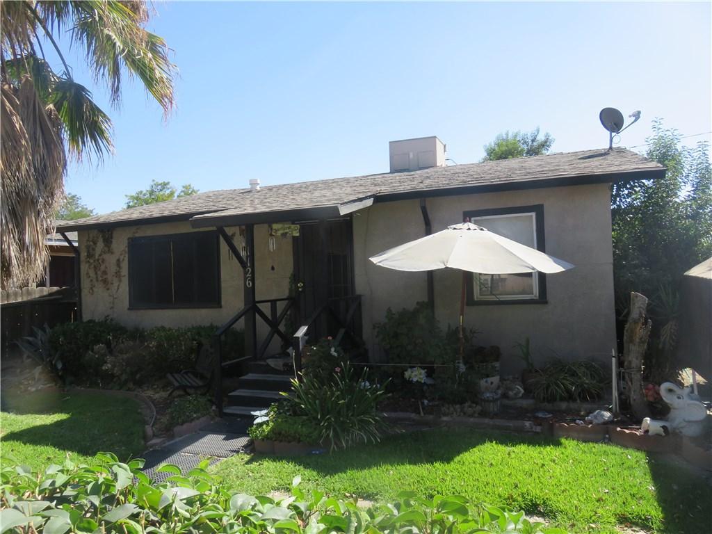 1126 G Street, Merced, CA, 95341