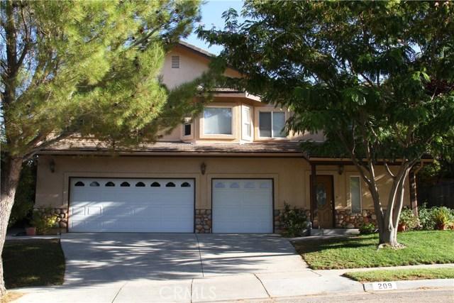 209  Grand Canyon Drive, Paso Robles in San Luis Obispo County, CA 93446 Home for Sale