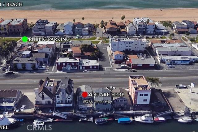 16768 Pacific Coast, Sunset Beach, CA, 92649