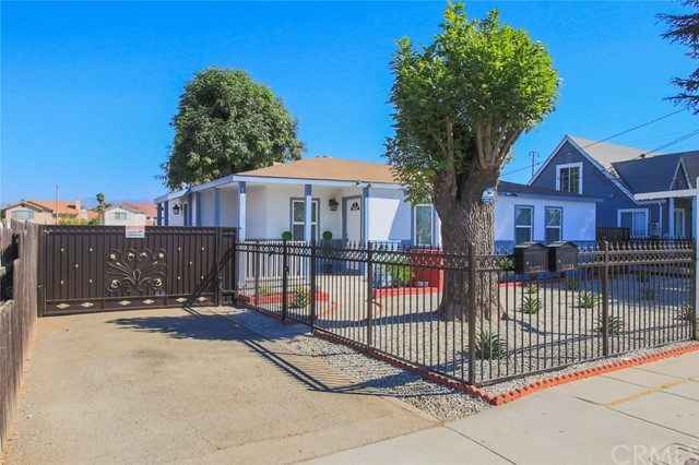 Single Family Home for Sale at 14325 Merced Avenue Baldwin Park, California 91706 United States
