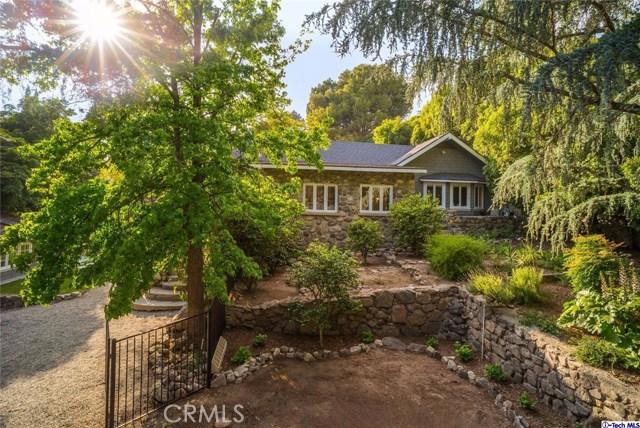 Single Family Home for Sale at 5127 La Crescenta Avenue La Crescenta, California 91214 United States