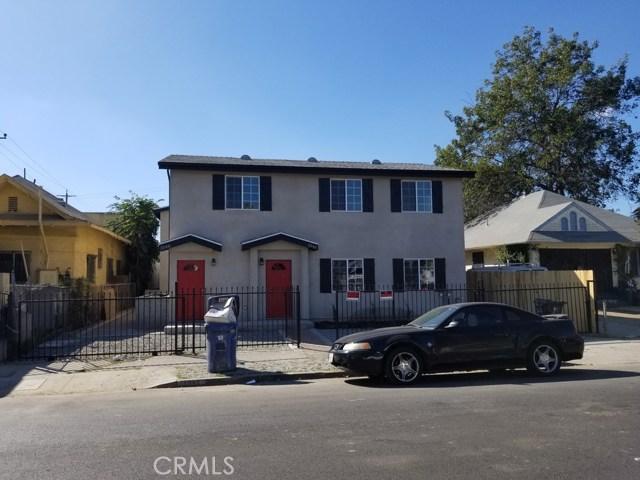 Quadraplex for Rent at 1046 E 23rd Street 1046 E 23rd Street Los Angeles, California 90011 United States