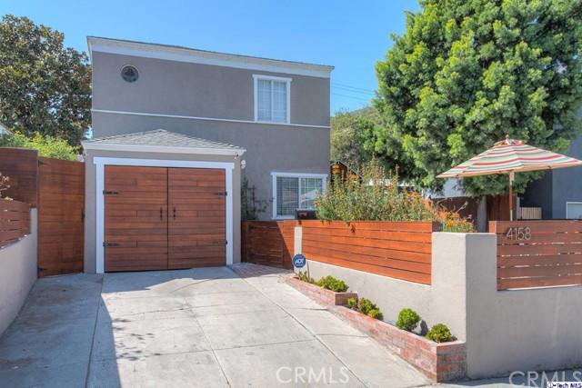 4158 Garden Avenue, Los Angeles CA 90039