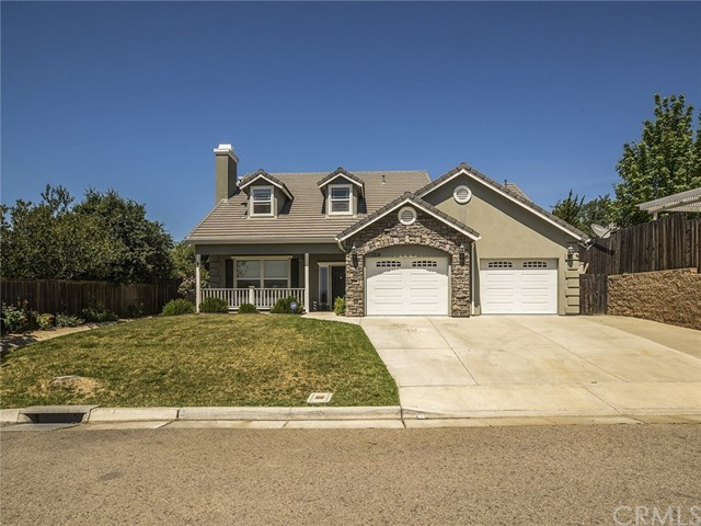 1319 Oak Ridge Way, Paso Robles, CA 93446