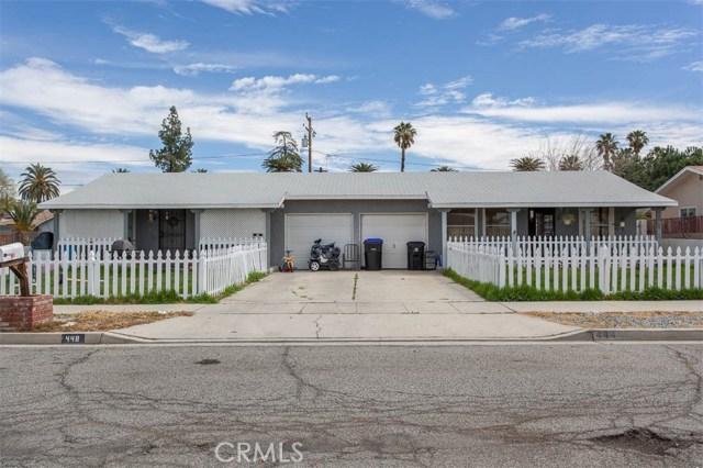 444 Franklin Street, Hemet, CA, 92543